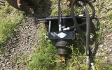 McMillen X1500 Auger Drive fits mini skid steers only