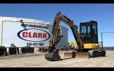 Embedded thumbnail for 2017 CAT 303.5E2CR SOLD